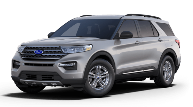New 2020 Ford Explorer XLT SUV 1FMSK7DH7LGA58903 in Dade City, FL
